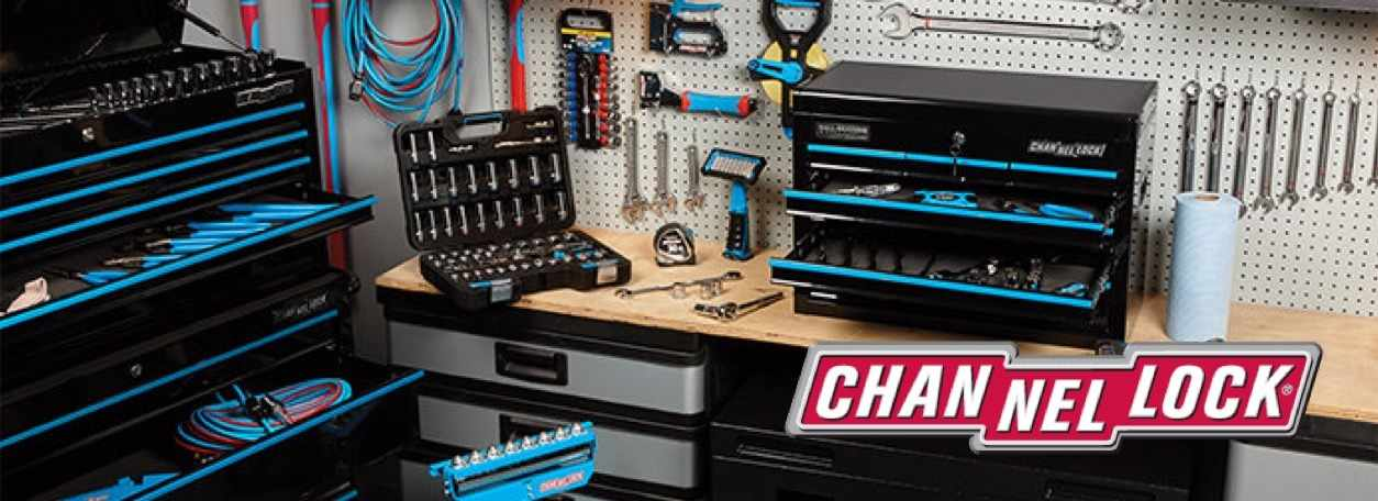 Learn more about Channellock Hand Tools