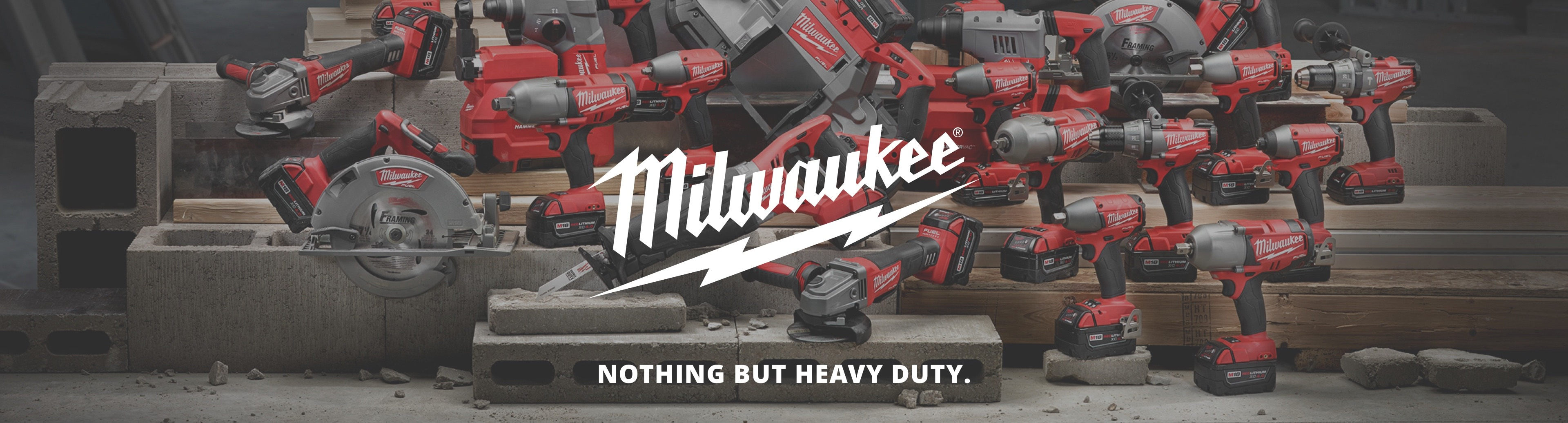Learn more about Milwaukee tools here.