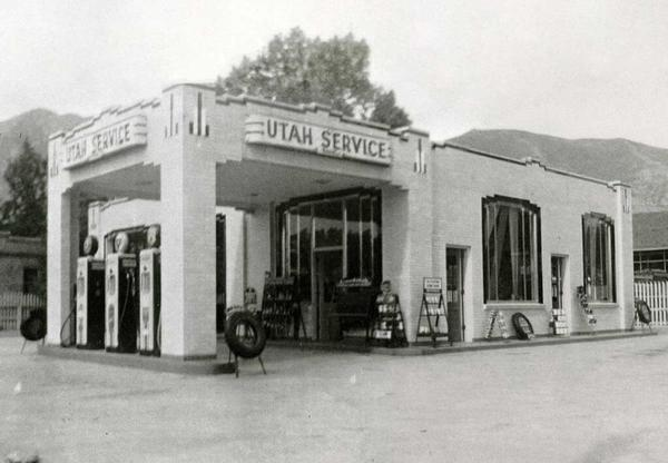 historical photo of Sunpro location